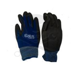 GENIUS TOOLS Kesztyű Genius kék XL-es 10-es (KG1350-K-XL)