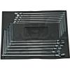 T-kulcs csuklós készlet 8-19-ig 12 db-os (HA3002-12PC)