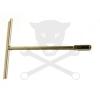 Licota Tools T-kulcs fix 12-es 300 mm (3659)