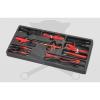 Ellient Tools Hibakereső kábel készlet 15db-os (AT7018)