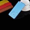 Iphone 6 szilikon tok - matt kék