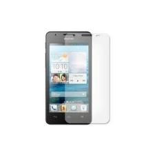 Huawei G525 Ascend lcd kijelzővédő fólia törlőkendővel* mobiltelefon kellék