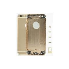 Apple iPhone 6 4.7 hátlap (akkufedél) alsó-felső takaróval, sim kártya tartóval és gombokkal arany OEM** tok és táska