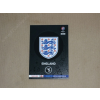 Panini 2016 Panini Adrenalyn XL Road To Uefa Euro 2016 Team Logo #8 England