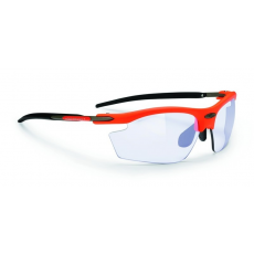 Rudy Project Rydon Orange Fluo - ImpactX™ Photochromic Multilaser Clear lencsével