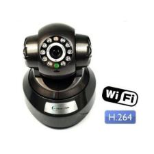 Forgatható Wifi IP kamera biztonságtechnikai eszköz