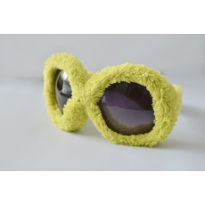 Plüss Rugy Bugy party napszemüveg - világoszöld