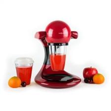 oneConcept Smooothy, 350W, smoothie készítő, piros-fekete turmixgép