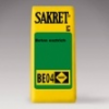 KBL-Hungária Sakret BE-04 Beton estrich C16/20 40 kg