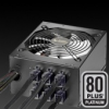 Super Flower Leadex 80 Plus Platinum- 650 Watt