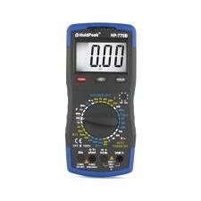 HoldPeak Digitális multiméter, Holdpeak 770B mérőműszer