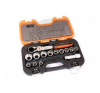 Bahco Crowa készlet Multi Lock átenged. 14 részes (S140T) dugókulcs