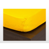 Jersey gumis lepedő Kukoricasárga 70x140 cm