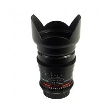 Samyang 35mm T1.5 VDSLR AS UMC II Canon M objektív