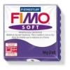 Gyurma, 56 g, égethető, FIMO Soft, szilva