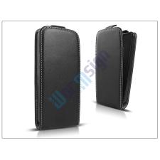 Slim Slim Flexi Flip bőrtok - Microsoft Lumia 430 - fekete tok és táska