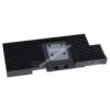 AlphaCool Alpha NexXxoS GPX - Nvidia Geforce GTX 970 M10 - hátlappal - Fekete