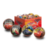 Unice Disney Verdák labda, 10 cm