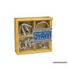 Professor Puzzle PP Chunky Metal Puzzles fém ördöglakat készlet