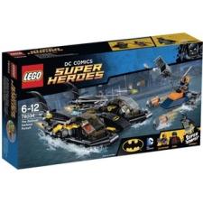 LEGO Super Heroes A Batboat kikötői üldözés 10526 lego