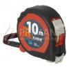 Extol Premium mérőszalag 2 stoppos 10mx25mm, gumis (3159)