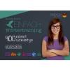 Maxim Kiadó 400 német szókártya - haladó szinten - Einfach Wörtertraining (Új példány, megvásárolható, de nem kölcsönözhető!)