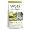 Wolf of Wilderness 'Green Fields' - bárány - 12 kg