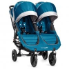 Baby Jogger City Mini Double GT Babakocsi, Türkiz