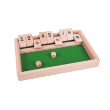 Bigjigs Shut the box társasjáték