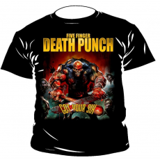 Five Finger Death Punch, Got Your Six póló