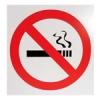 NEMMEGADOTT tábla műa. 13x13cm cigaretta szimbólum