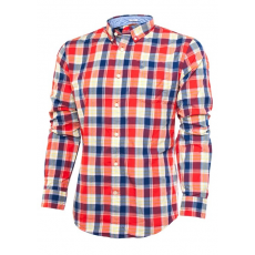 Dockers The Laundered Shirt LS Ing D (D67282M_0044)