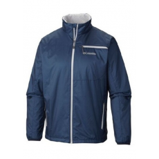 Columbia Lookout Point Jacket D (RO3015m_431-Hyper Blue) Férfi dzseki
