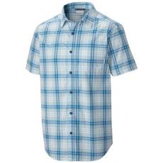 Columbia Thompson Hill II Yarn Dye Shirt D (AO9131m_422-Blue Moon) Férfi ing