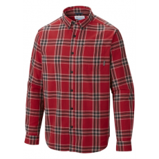Columbia Rapid Rivers™ II Long Sleeve Shirt Ing D (AM7968l_675-Rocket)