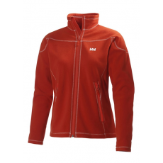 Helly Hansen W ZERA FLEECE JACKET D (50499L_208-Sunrise) Női polár