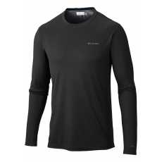 Columbia Midweight II Long Sleeve Top D (AM6165l_010-Black) Férfi sport aláöltözõ