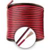 Cable Hangszoró kábel 2x1 Sodrott erezetű Réz
