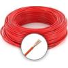 Cable MKH 10 (H07V-K) Sodrott erezetű Réz Vezeték - Piros