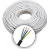 Cable MTK 4x0.75 (H05VV-F) Sodrott erezetű Réz Villanyszerelési kábel