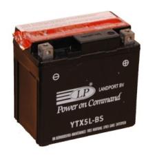 Landport YTX5L-BS autó akkumulátor