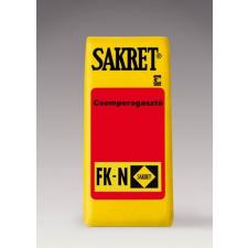 Sakret FK-N 25 kg csemperagasztó glett, gipsz, csemperagasztó, por