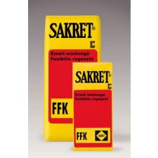 Sakret FFK 25 kg flexibilis csemperagasztó glett, gipsz, csemperagasztó, por
