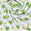 T-tomi Bambusz textilpelenka, Csillagos, 80 x 100 cm