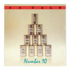 J.J. Cale Number 10 CD egyéb zene