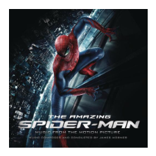 James Horner The Amazing Spider-Man (A Csodálatos Pókember) CD egyéb zene