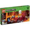 LEGO Minecraft-Az alvilági erőd 21122