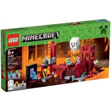 LEGO Minecraft-Az alvilági erőd 21122 lego