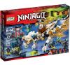 LEGO Ninjago Wu sárkánymester 70734 lego