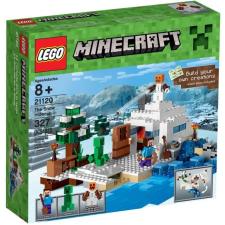 LEGO Minecraft-Búvóhely a hóban 21120 lego